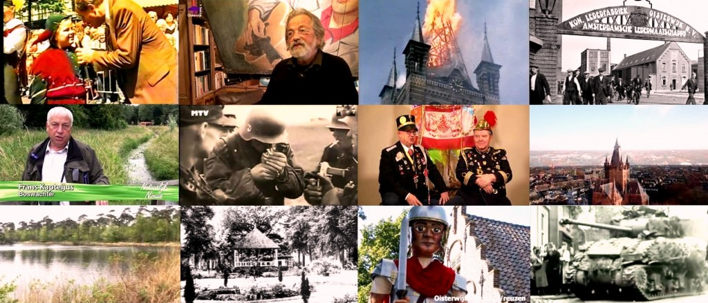 'Beeldbank Oisterwijk' herbergt inmiddels al meer dan 500 Oisterwijkgerelateerde reportages, documentaires en beeldfragmenten.